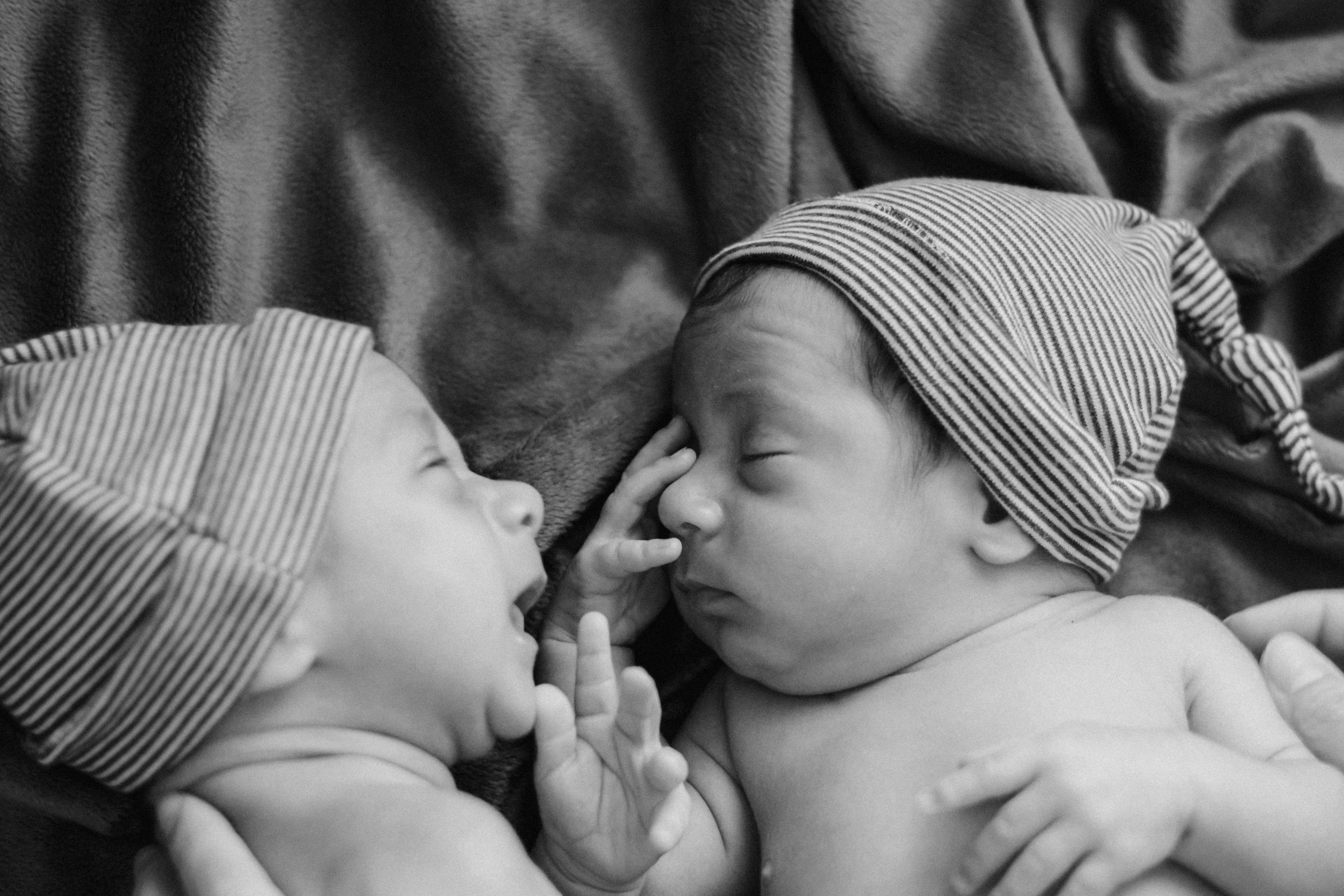 Birth Story – Natural twin birth.